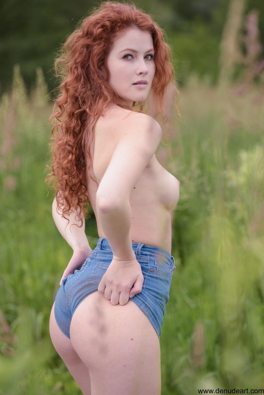 DenudeArt Heidi Romanova